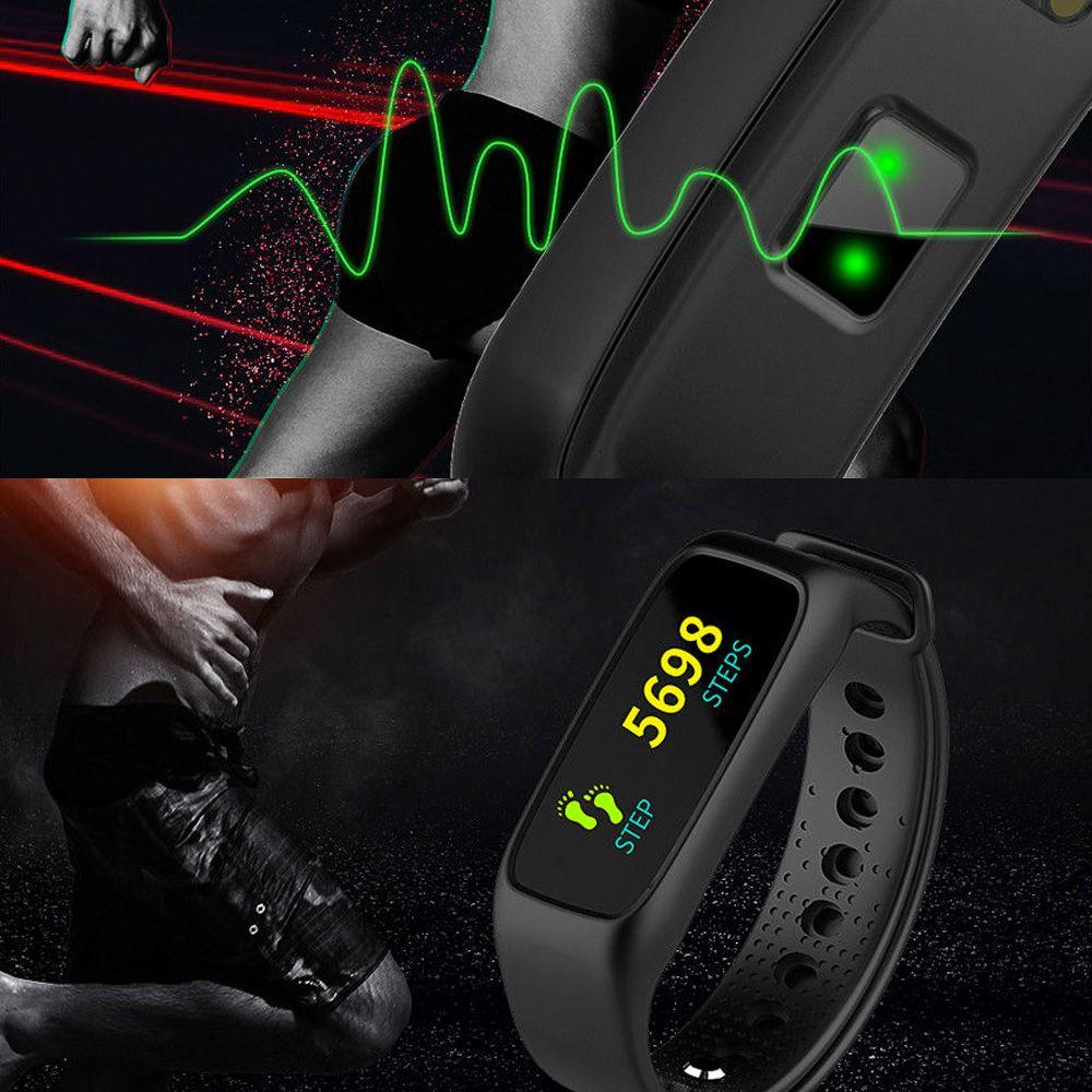 Bozlun L30T Smart Bracelet - full-color fashion smart sports wristband