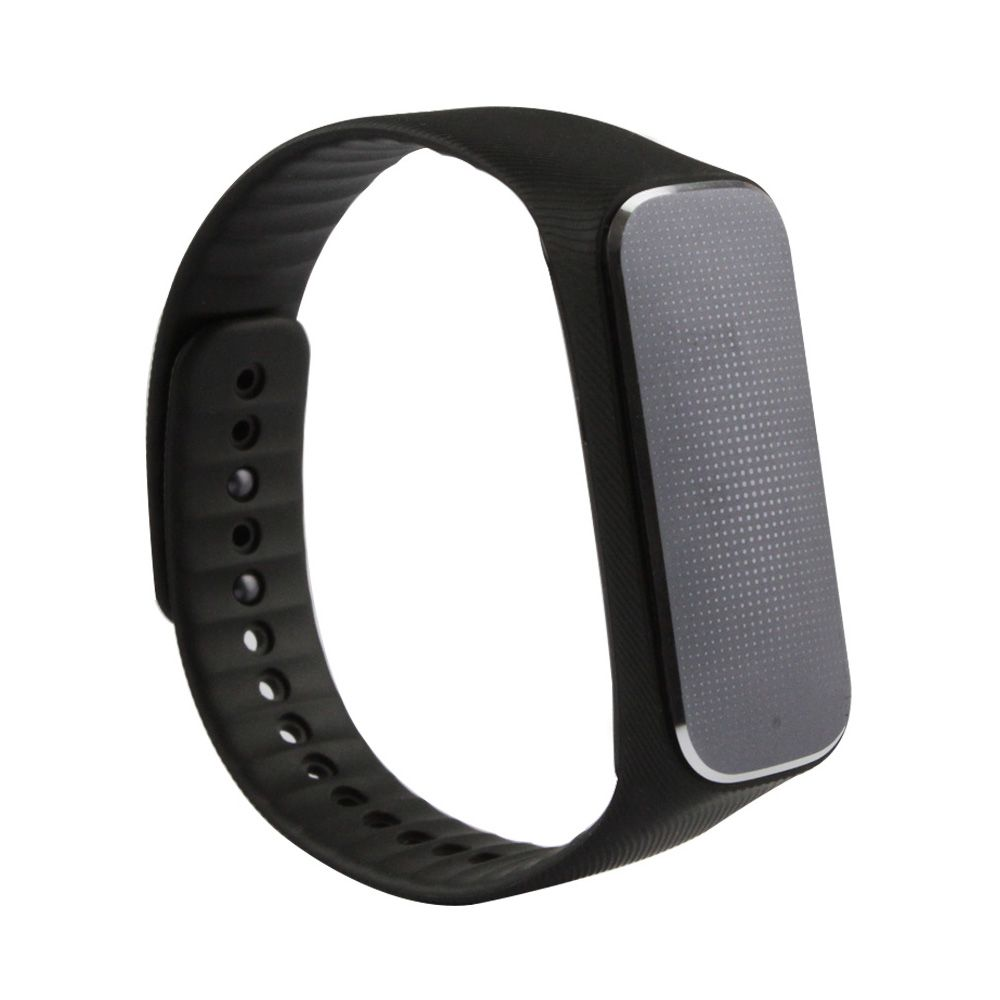 37 Degree L18 Bluetooth Smart Bracelet  - Heart Rate Monitor Blood Pressure Mood Band Fitness Tracker