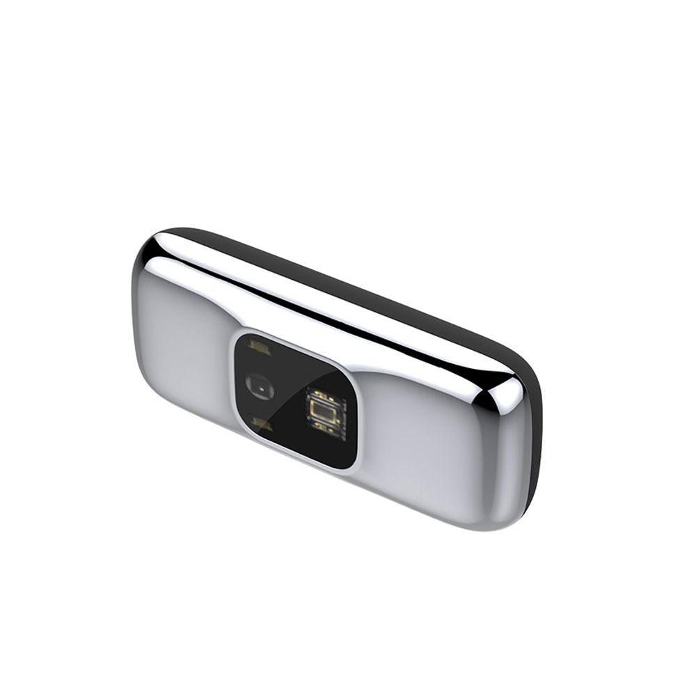 37 Degree Journey Bluetooth Wristband - Heart rate monitor, Fatigue Detect / Ambulatory BP / Breath Rate tracker, 30W pixel camera for selfie, USB plug
