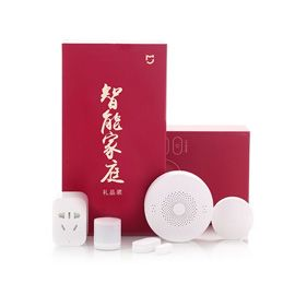 Xiaomi Mi Smart Home Kit - New gateway, Wireless switch, Human body sensor, Socket zigbee version, Door and window sensor