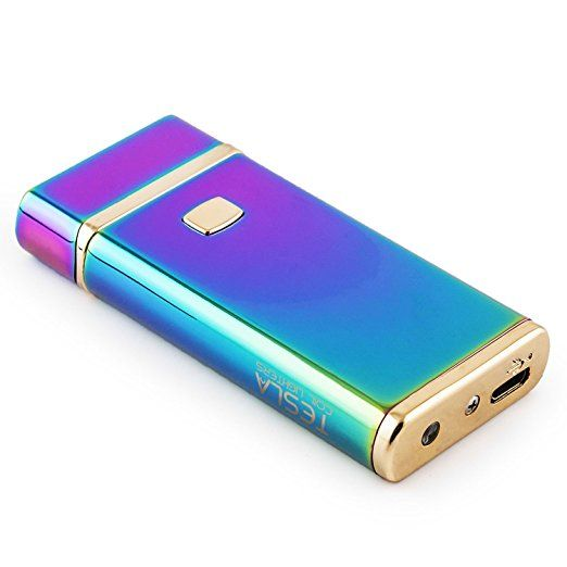 Tesla Lighters USB Rechargeable Windproof Arc Lighter