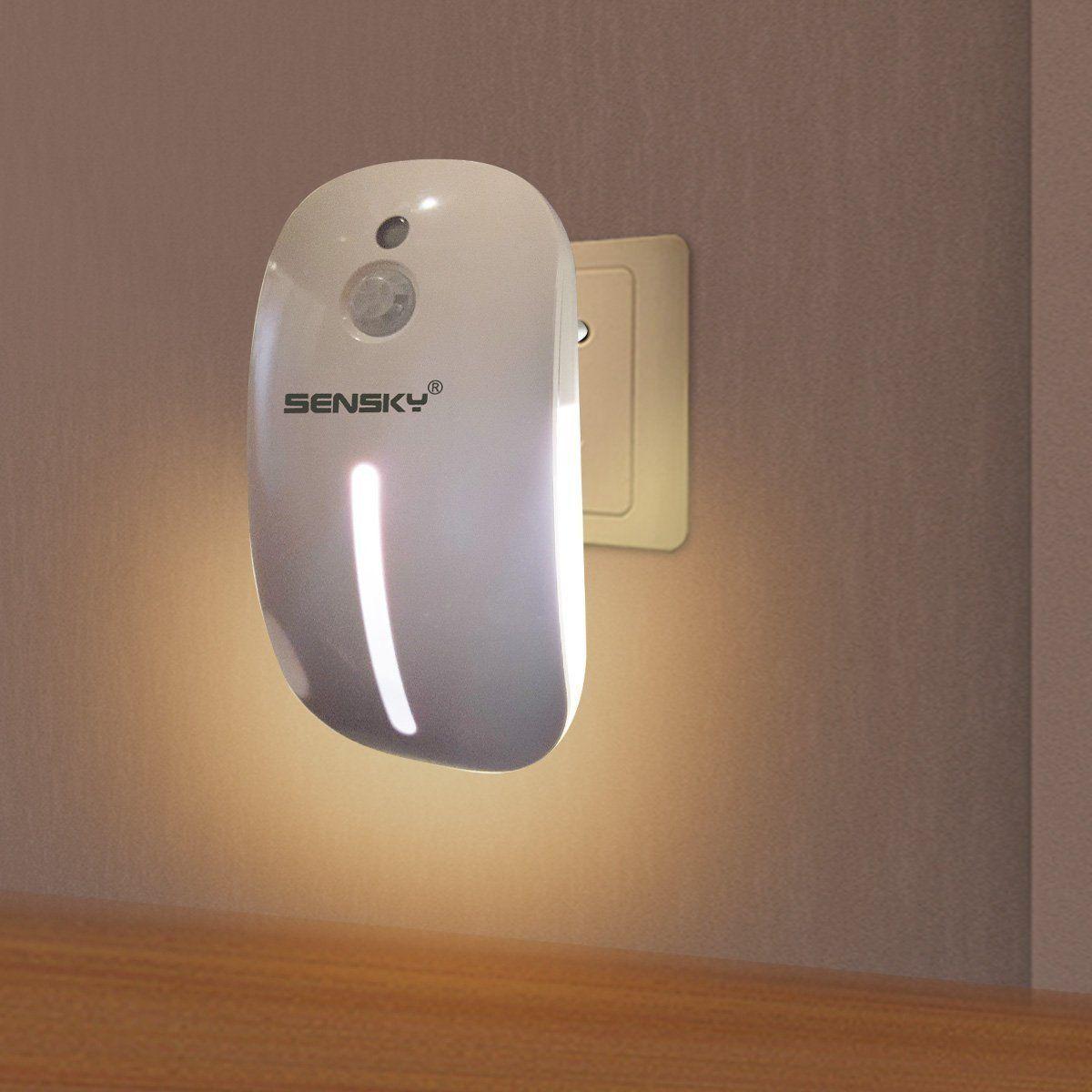 Sensky skl001 plug in motion sensor light motion - Sensor de movimiento luz ...