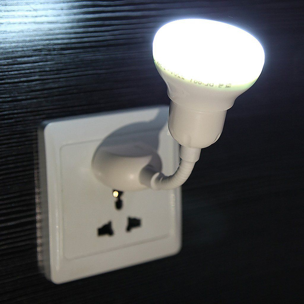 Iminovo Light Sensor And Pir Motion Sensor Led Night Light