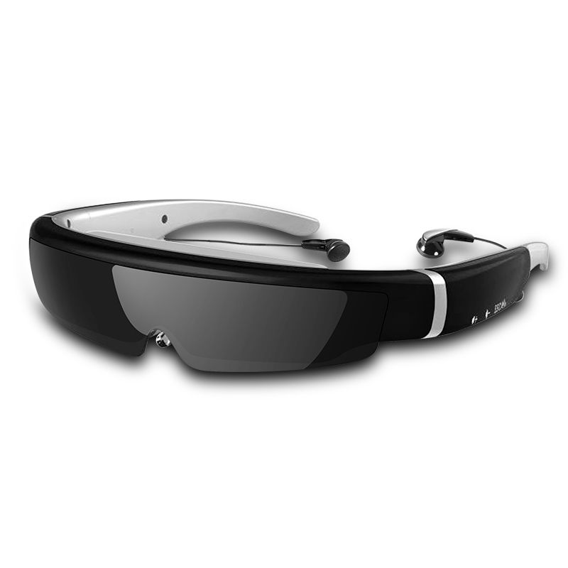 TOPSKY IVS-II 3D Video Glasses - HD head mounted display ,3D private mobile theater,98