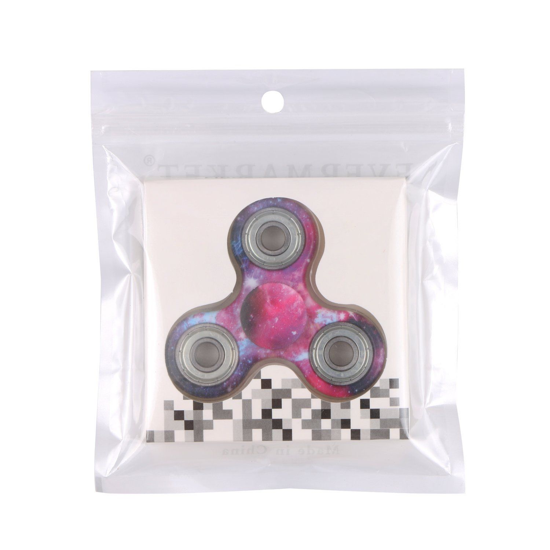 Evermarket New Style Premium Tri-Spinner Fidget Toy