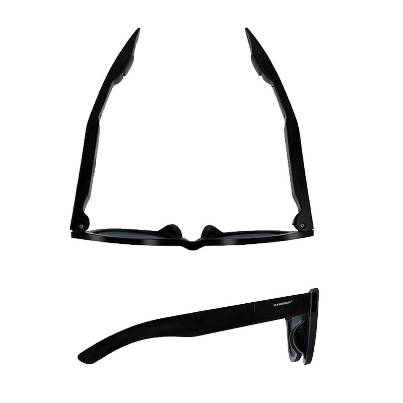 Wakeman Bone Conduction Bluetooth Anti-sleep Smart Sunglasses