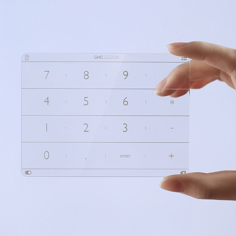 Numpad Film for Nums Smart Ultra-thin Keypad