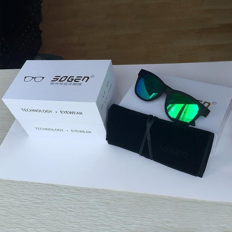 SOGEN Bone Conduction Stereo Sound Bluetooth Glasses