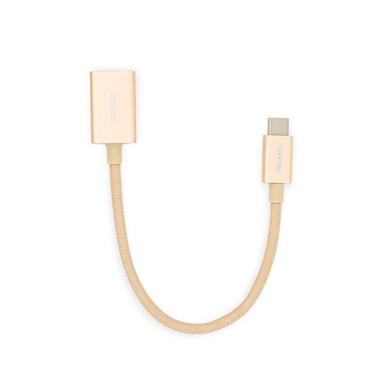USB-C to USB 3.0 OTG Cable On The Go Adapter 210mm