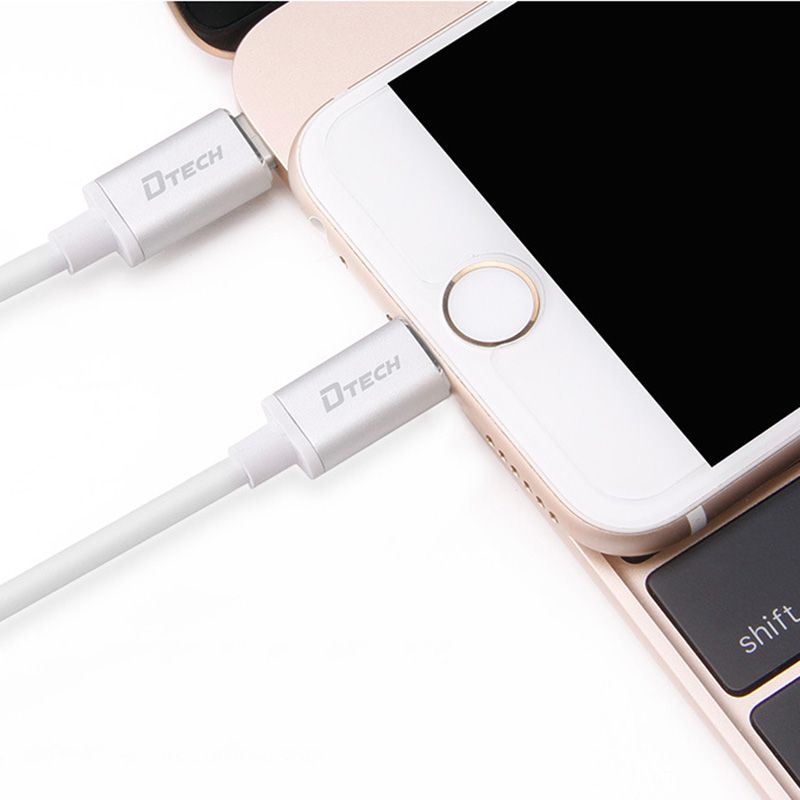 USB-C (Type C) to Lightning Cable 3.3Ft/1m (White)