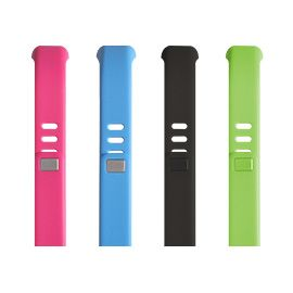Multi-Colored TPU Strap For Mambo HR Smart Bracelet