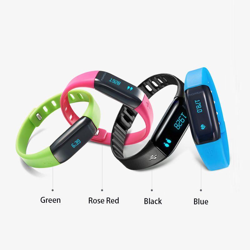 Multi-Colored TPU Strap For Mambo HR Smart Bracelet
