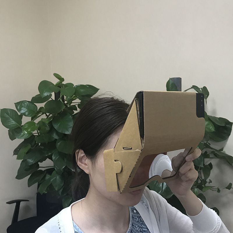 HoloKit AR/MR Cardboard - HoloKit is like Google Cardboard for augmented reality