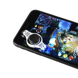 Mobile Joystick for Smart Phone Gaming - The smoothest game controller for smartphones and tablets.