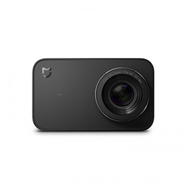 Xiaomi Mijia 4K Action Camera 2.4-inch Touch Display with 6-Axis Stabilisation Launched and 1450mAh High-capacity Battery