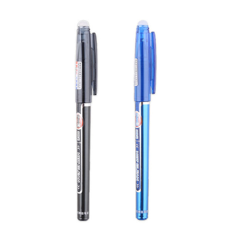 M&G Hot Clean Erasable Gel Ink Pen for Elfin Book - Friction & Heat Erasable Pens 0.5mm