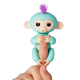 Fingerlings Interactive Baby Monkey