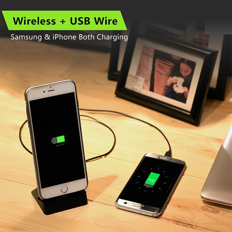 Funxim W9 Fast Charge Wireless Charger Stand