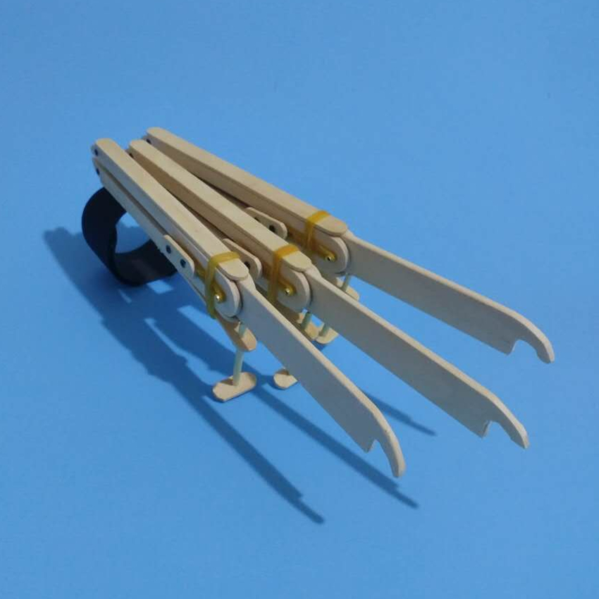 DIY Logan X-Men Wolverine Automatic Claws - The cheap way to pretend to be Wolverine