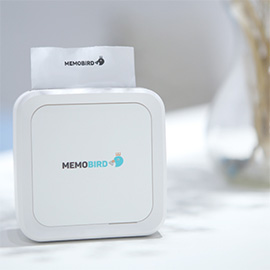 MEMOBIRD G3 Photo Thermal Printer