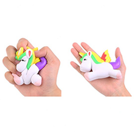 Jumbo Squishies Squeeze Kids Toy Unicorn Cream Scented Very Squishy Slow Rising Squeeze Kids Simulation Toys for Stress Relief