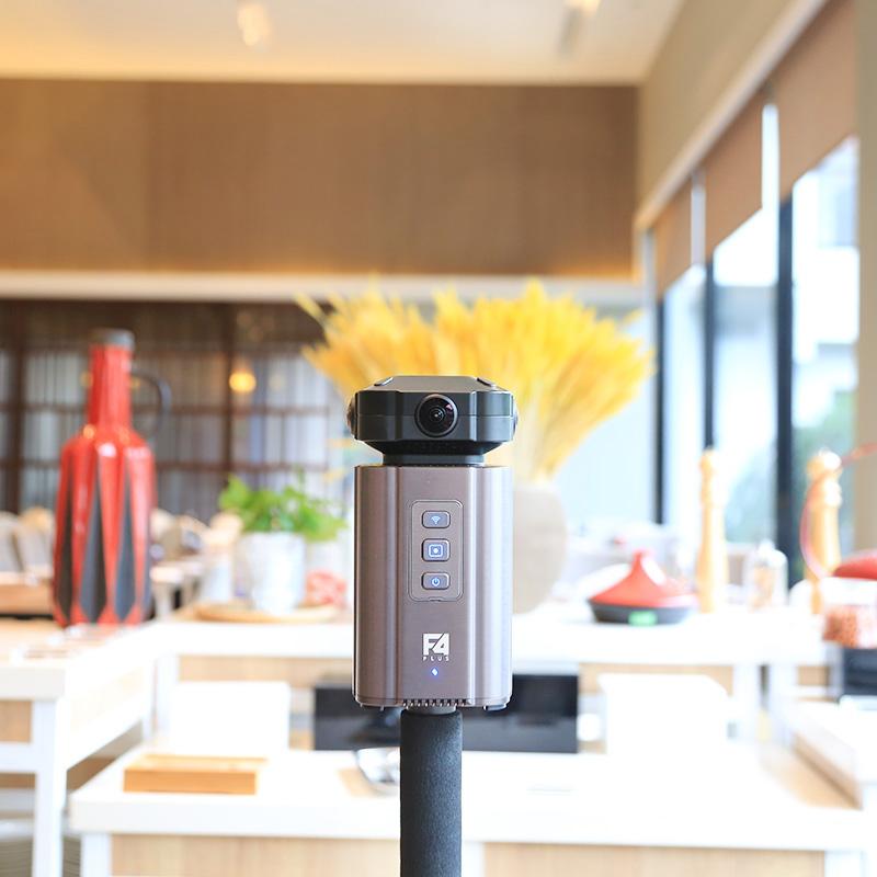 Detu F4 Plus VR Camera
