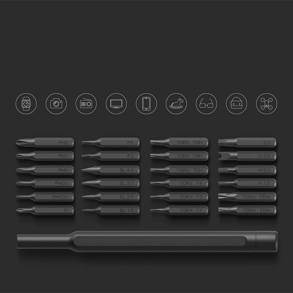 Xiaomi Wiha 24 in 1 Precision Screwdriver Kit