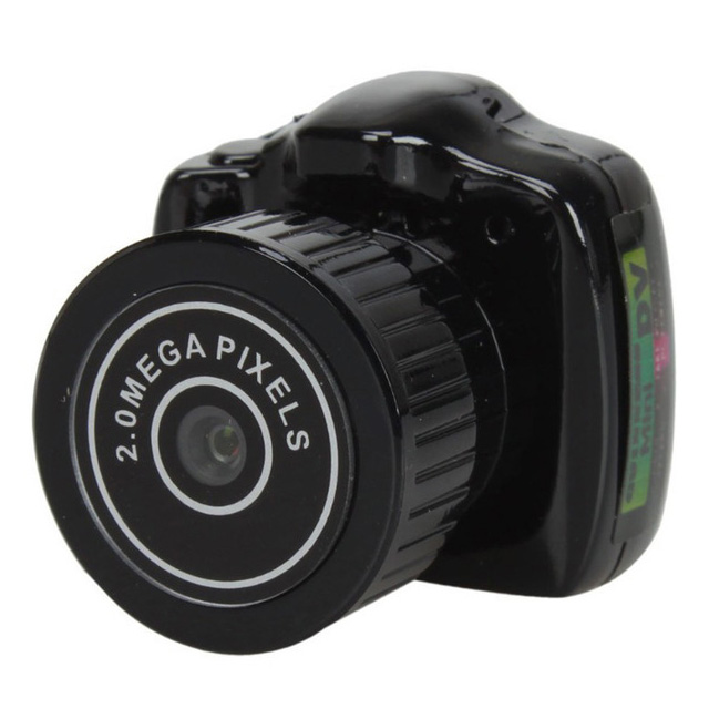 720P Mini Thumb Camcorder