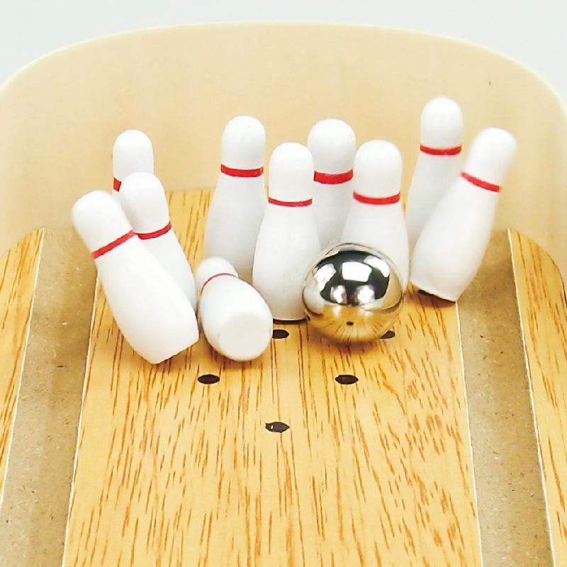Mini Desktop Bowling