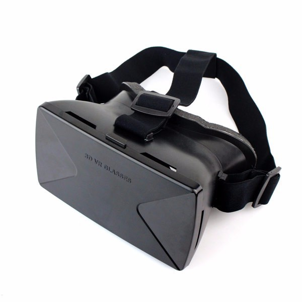 VRCASE Virtual Reality Headset - 3D VR Glasses for iPhone and Android Smartphones 4.0