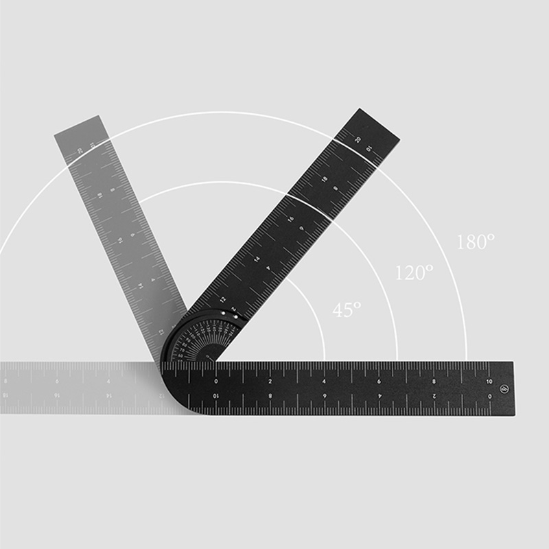 EY​ Multifunctional Measuring Ruler