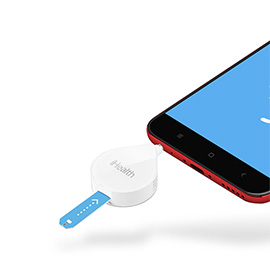Xiaomi Mijia iHealth Glucometer Test your blood glucose via your phone within 5 seconds