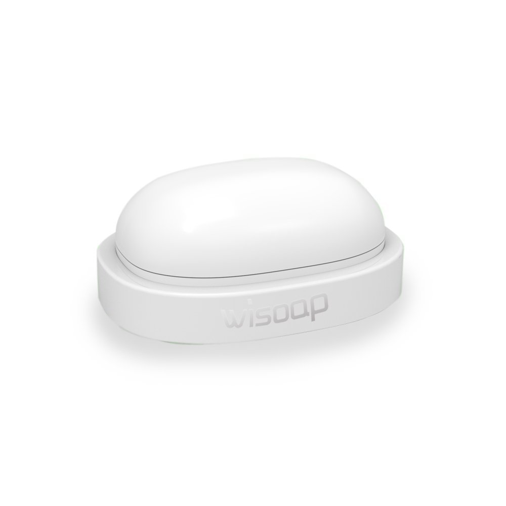Wisoap Supersonic Portable Washer(White)