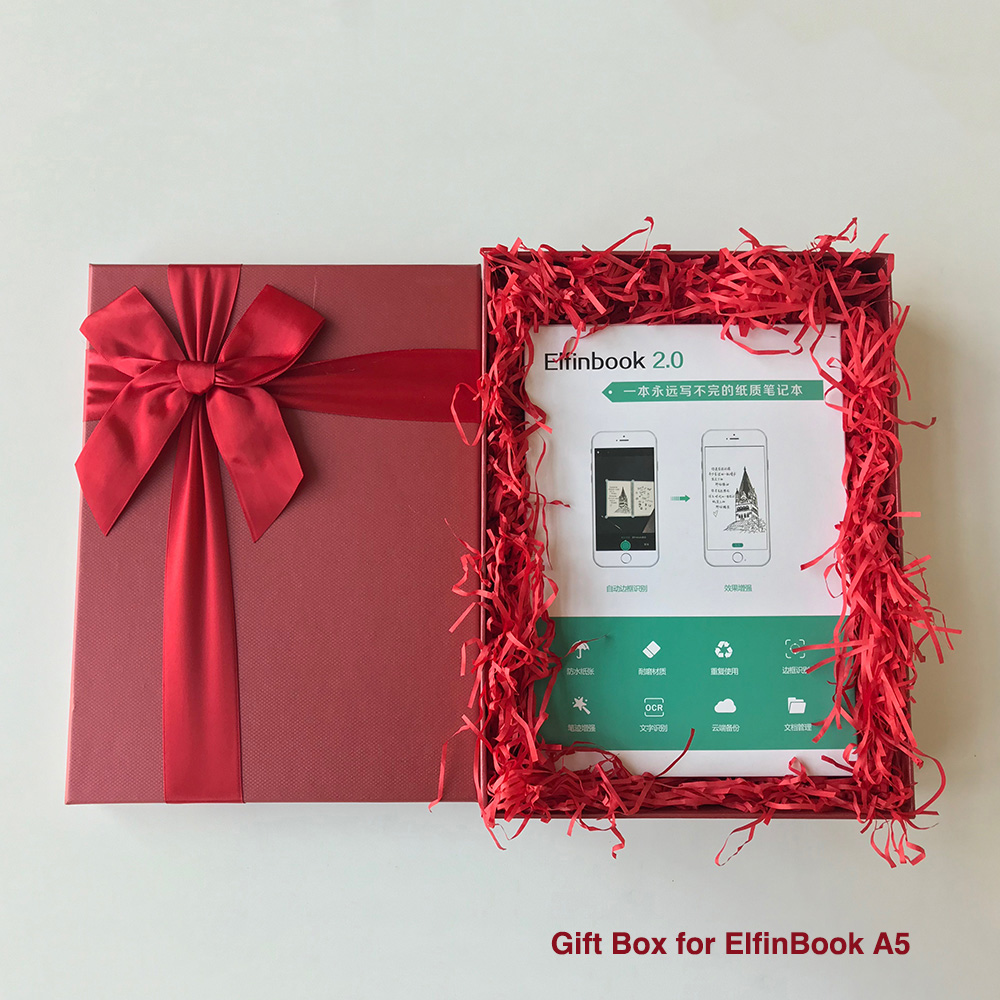ElfinBook Gift Box