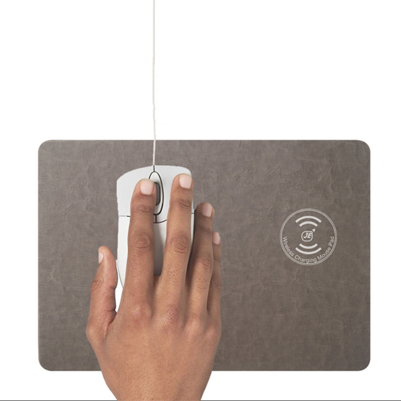 JE Qi Wireless Charging Mouse Pad