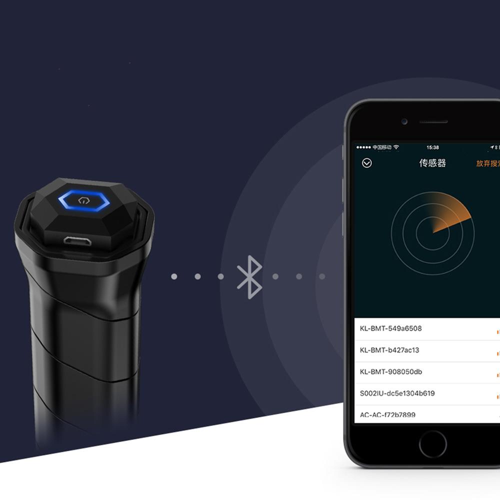 Coollang Xiaoyu 3.0 Smart Badminton Sensor