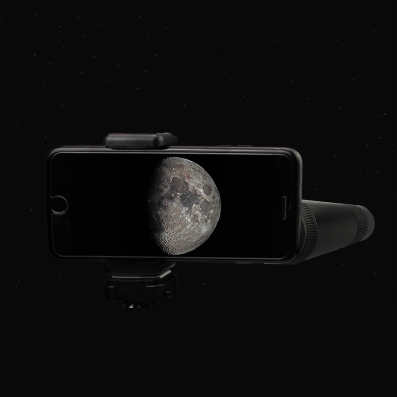 ZOIN 8x33 Monocular iPhone Telescope