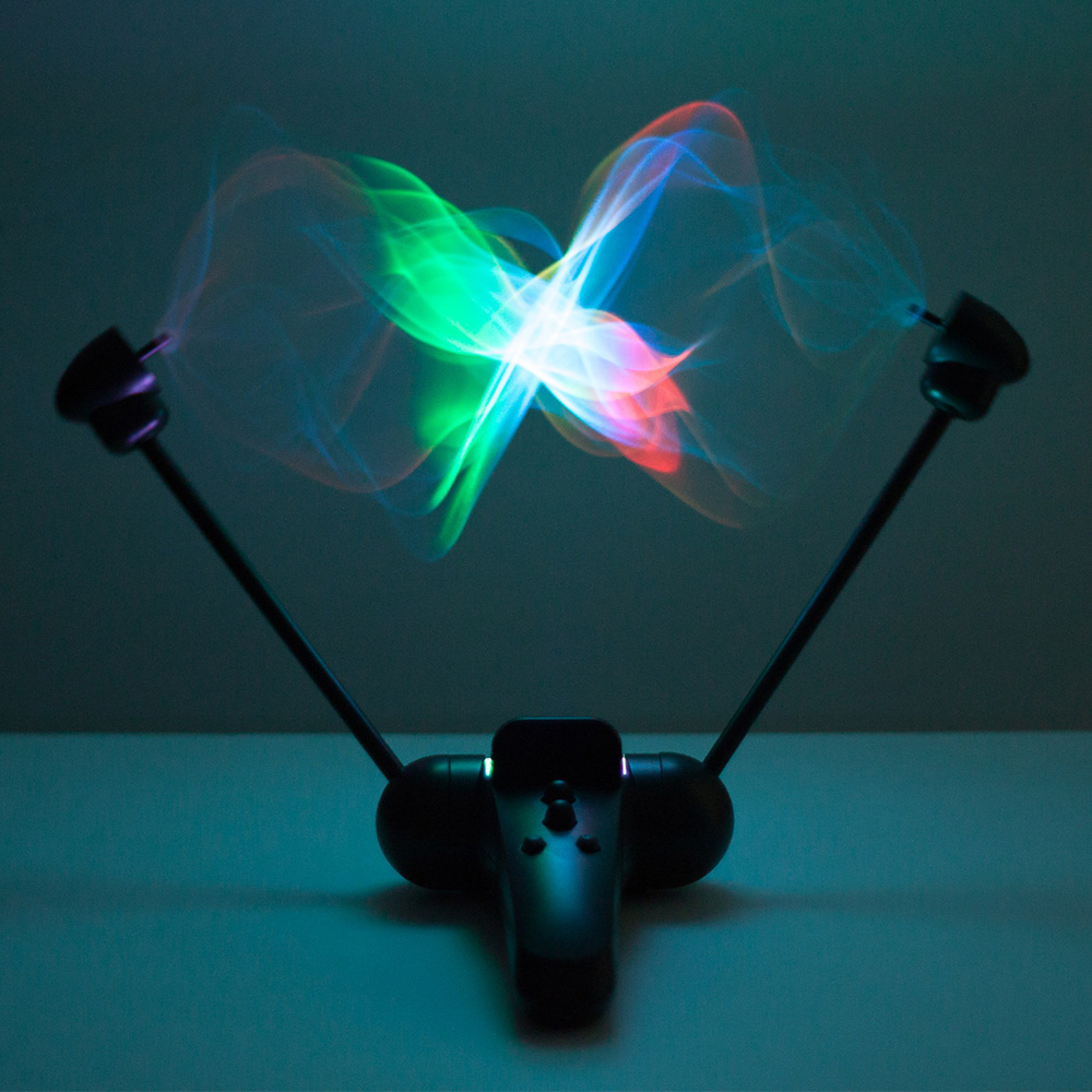 HOLIHEYO 3D String Light Show Display - Mesmerize your eyes with unbelievable optical illusions with a simple string