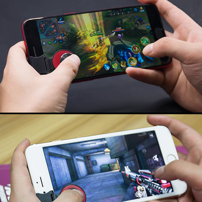 [UPGRADE]Mobile Joystick A9 for Smart Phone Gaming