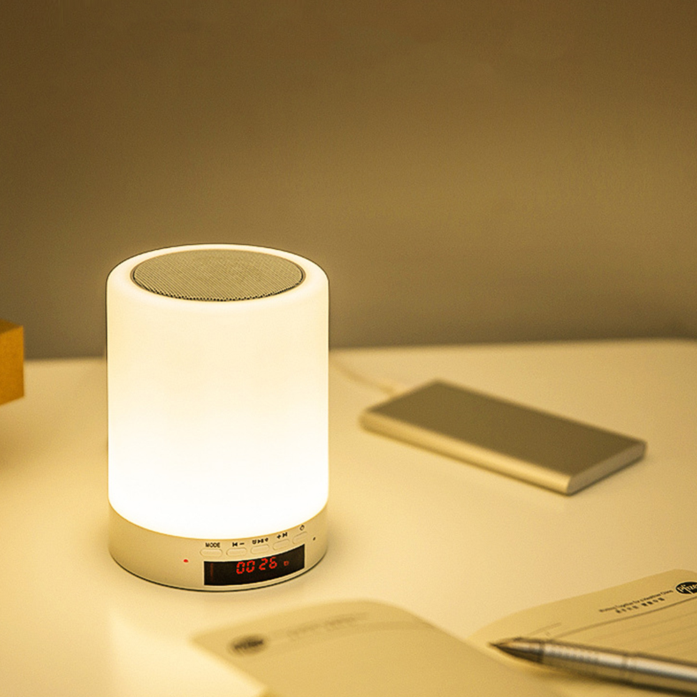 OneFire Bluetooth Speaker Lamp