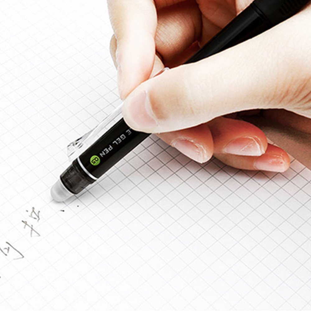 M&G Retractable Erasable Gel Ink Pen(6 Pcs/12Pcs)