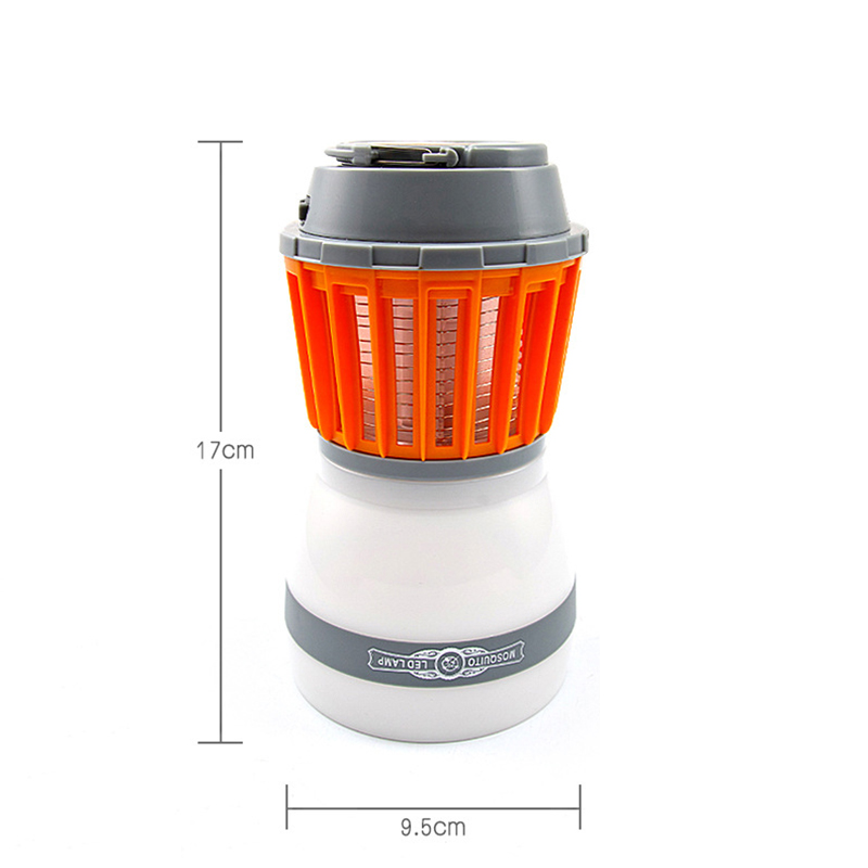 OPSEE Solar Mosquito Zapper
