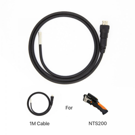 Camera Probe for NTS200 3.9mm/5.5mm/8.2mm diameter, 1m/2m/3m/5m length, 300K pixels