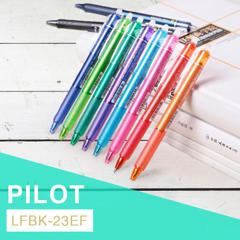 Pilot FriXion Ball Colors Retractable Erasable Gel Ink Pen - 10 Assorted Colors, 0.5mm, 5-Pack/10-Pack