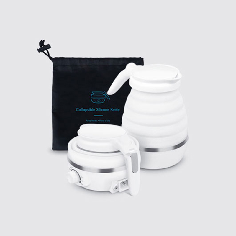 Nathome New Upgrade Foldable Travel Kettle