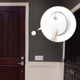 Linbell G2 Self-Powered Wireless Doorbell