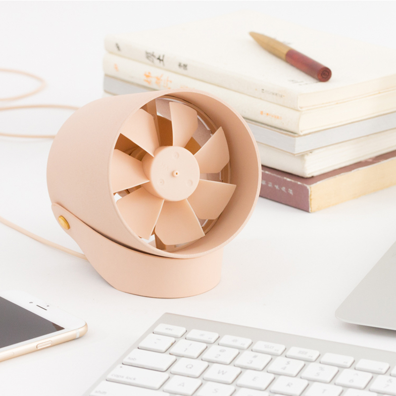 VH Touchable USB Desk Fan