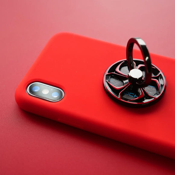 Rock Phone Ring Holder Spinner