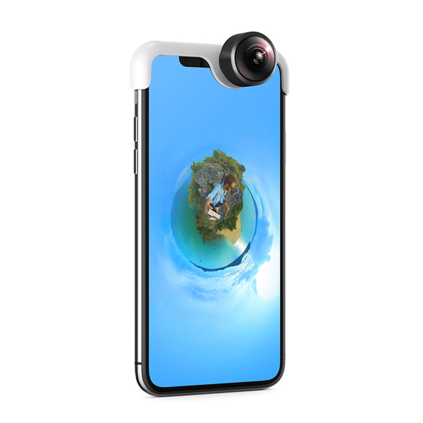 Panoclip Lite 360° Panoramic iPhone Camera Lens