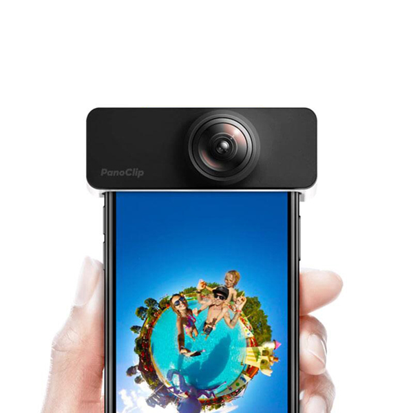 Panoclip 360° Panoramic iPhone Camera Lens
